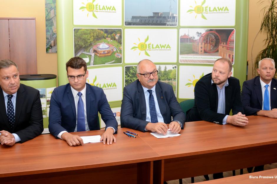 Podpisano umowę na drugi fragment obwodnicy Dzierżoniowa