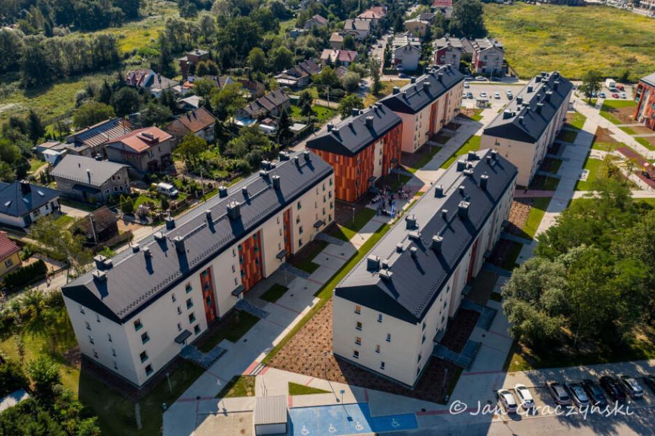 Kraków: 178 nowych mieszkań komunalnych