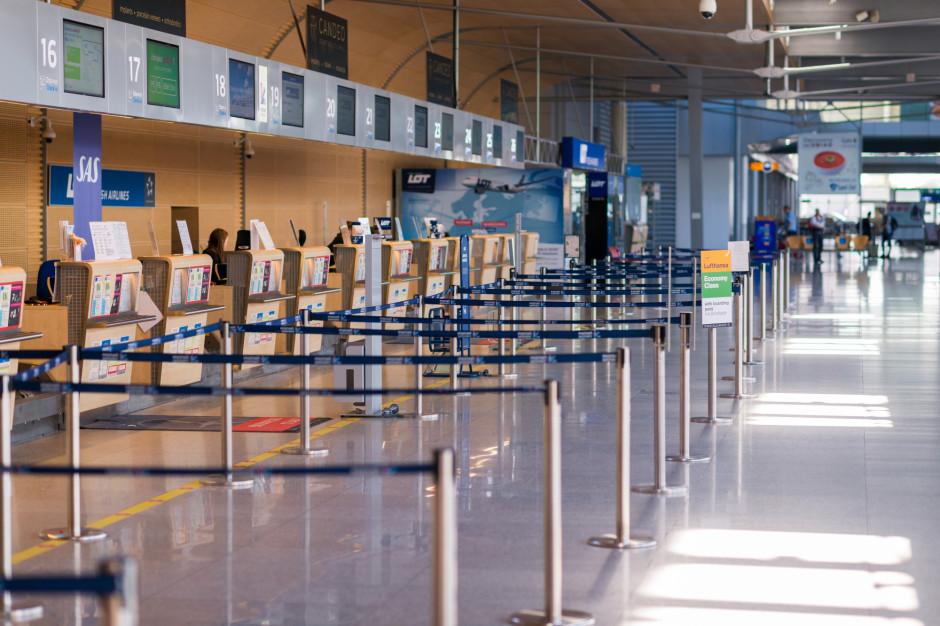 Sytuacja poznańskiego lotniska jest dramatyczna
