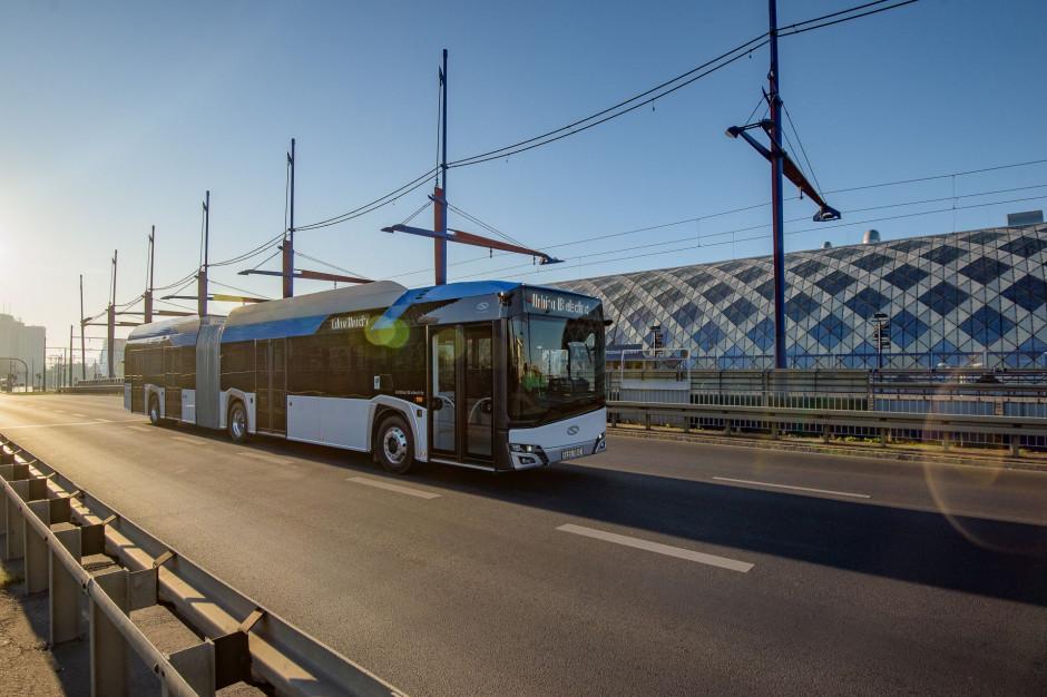 Szczecin podpisał umowę na zakup autobusów elektrycznych