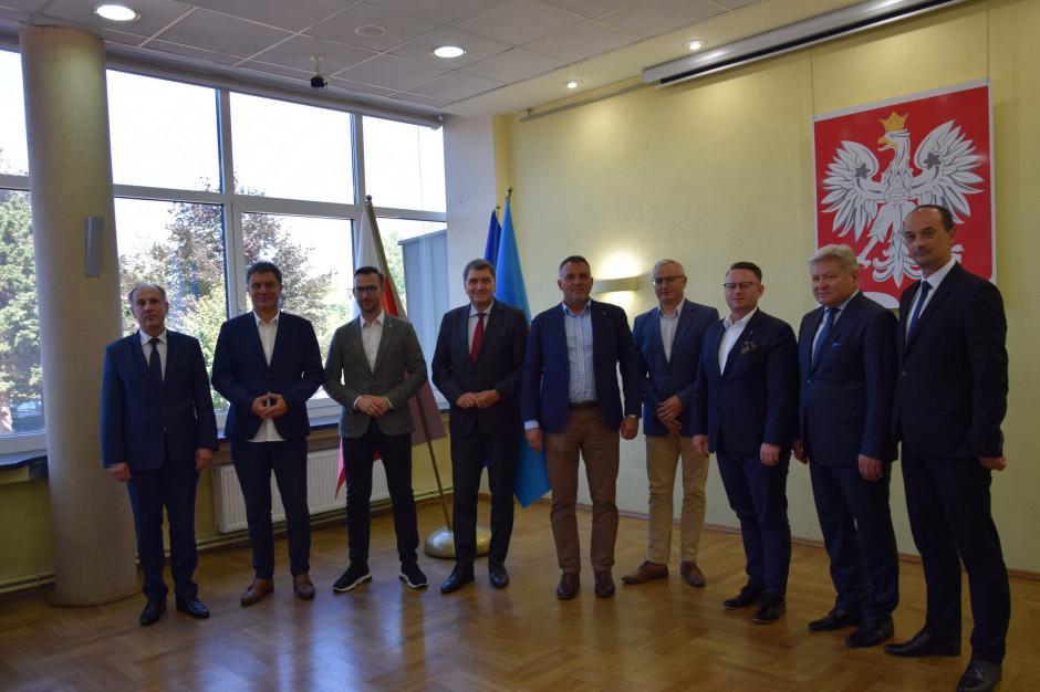 Samorządy powołały stowarzyszenie Forum Małopolski Zachodniej