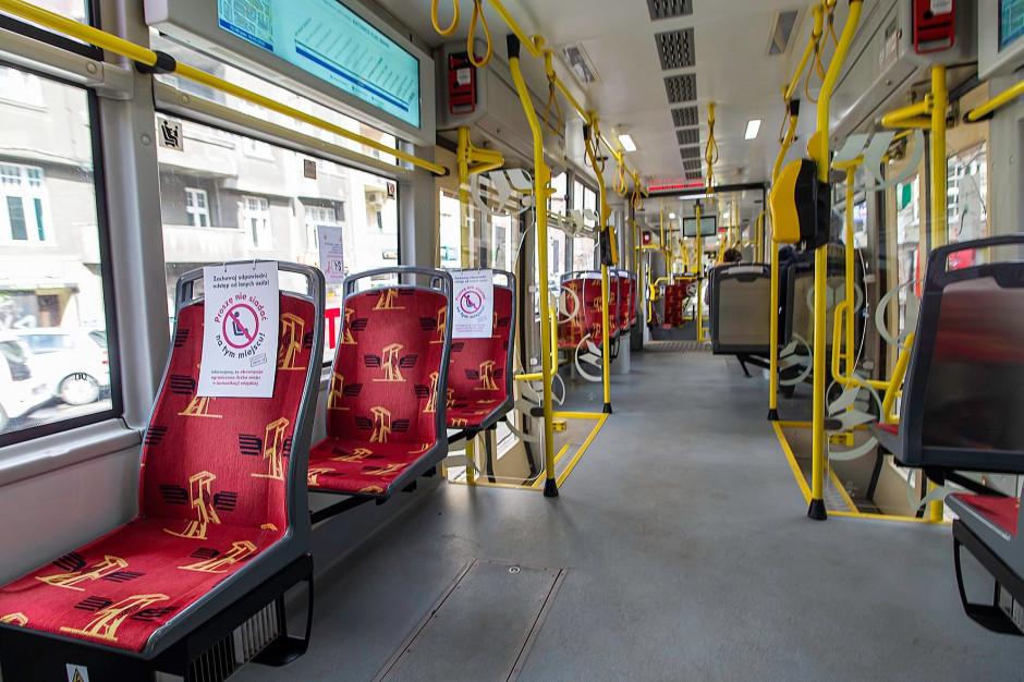 Poluzować czy zwiększyć limity w transporcie publicznym? Nowy pomysł