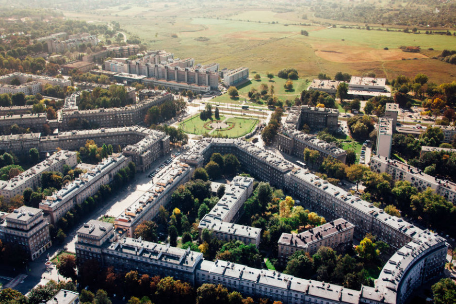 Kraków: 29 listopada wejdą w życie przepisy o Parku Kulturowym Nowa Huta