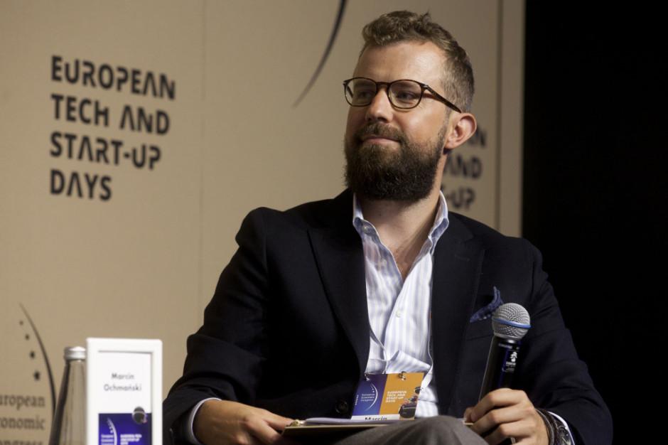 Marcin Ochmański, prezes zarządu Warexpo (fot. PTWP)