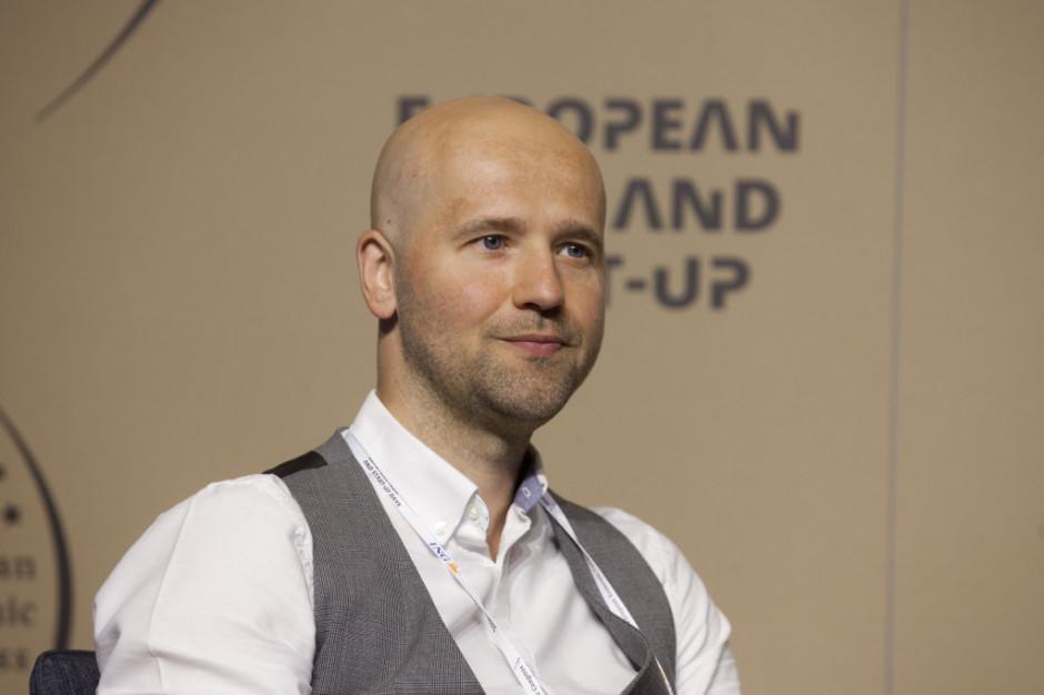 Radosław Gołąb, dyrektor ds. rozwoju produktów digital firmy AMS (fot. PTWP)