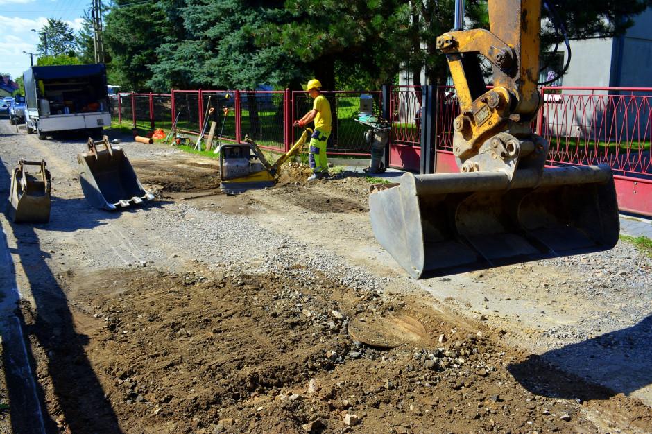 Jaworzno finiszuje z budową kanalizacji i modernizacją oczyszczalni
