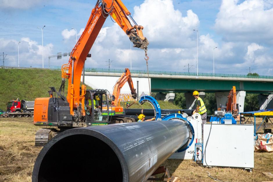 Ekspert: Konieczna jest budowa nowej oczyszczalni w Warszawie