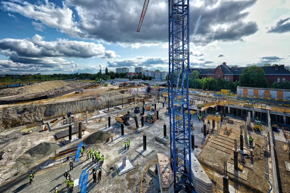 Opole: Wmurowano kamień węgielny pod Centrum Usług Publicznych