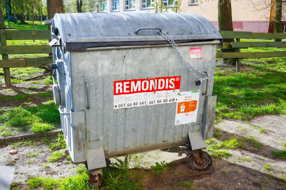 Kłopot z odbiorem odpadów w Poznaniu. Miasto interweniuje