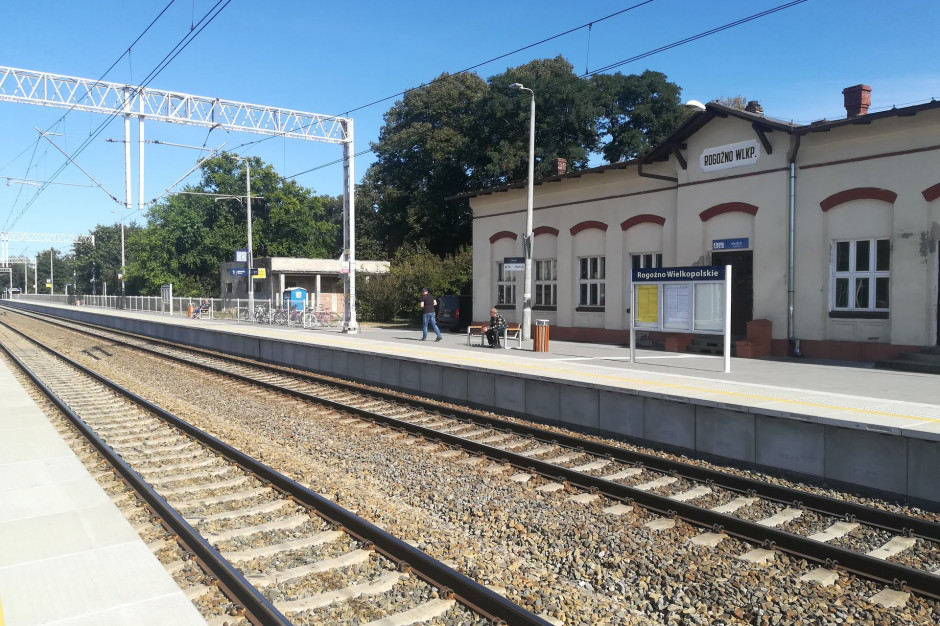 Połączenia kolejowe między Czarnkowem a Wągrowcem zostaną przywrócone