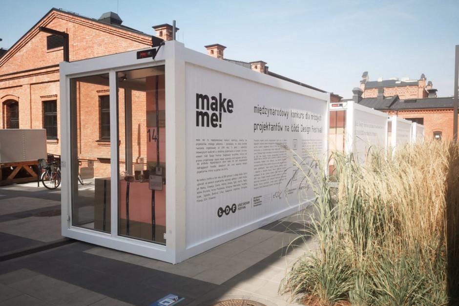 Łódź: Sześć projektów nagrodzonych w konkursie make me!