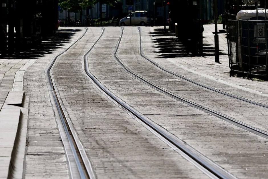 Udana interwencja ZMP. Nadal można budować linie tramwajowe w pasie drogowym