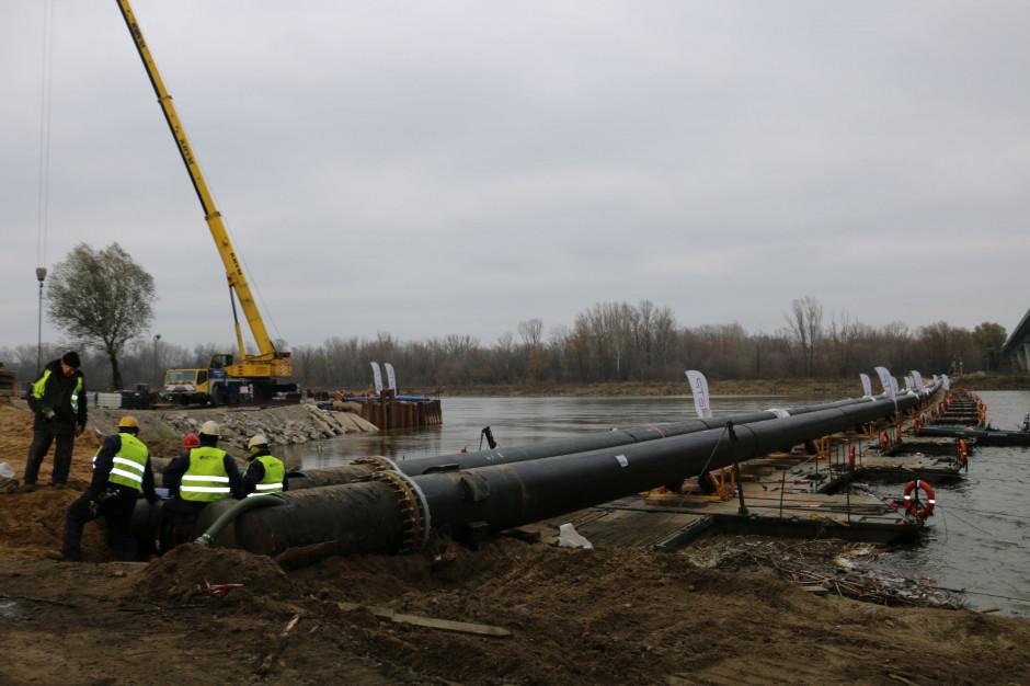 Wody Polskie krytykują działanie władz stolicy ws. budowy nowego kolektora