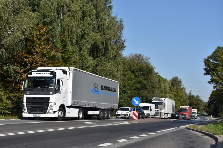 Małopolskie: Jest zezwolenie na przebudowę odcinka drogi Modlnica-Giebułtów