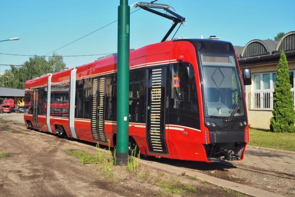 Tramwaje Śląskie rozpoczynają odbiory nowych wagonów z Pesy