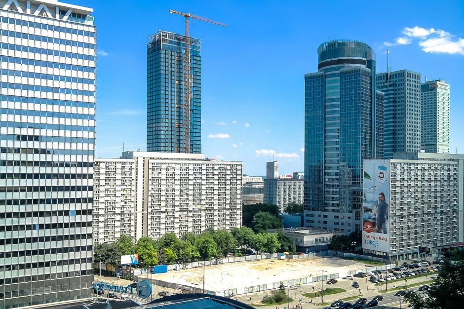 Raport: Rok 2020 rekordowy dla stolicy. Warszawa przeżywa budowlany boom