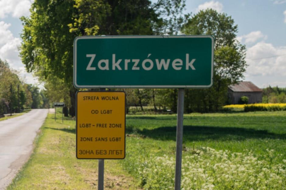 Wójt gminy Zakrzówek: Nie ma strefy wolnej od LGBT