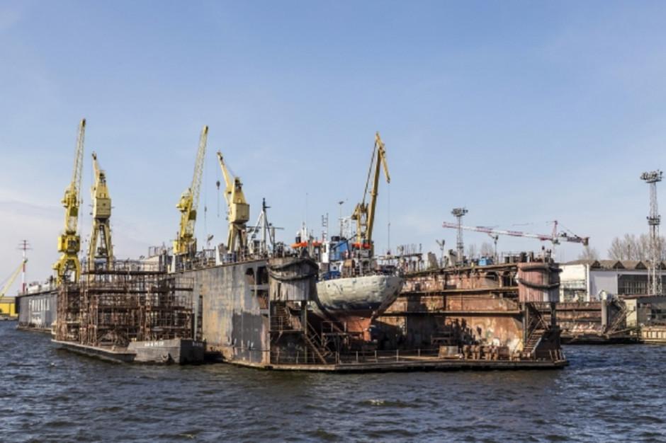 Zachodniopomorskie i Świnoujście mają propozycję dla rządu w sprawie stoczni Gryfia