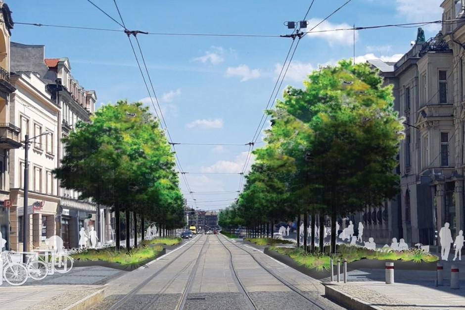 Katowice stworzą więcej zieleni kosztem parkingów