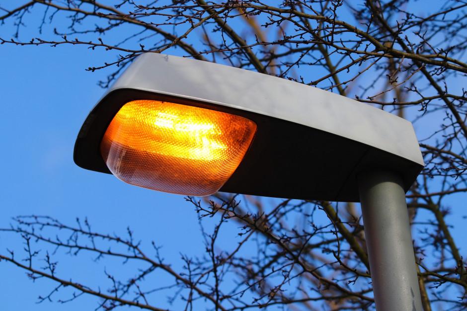Ruda Śląska wymieni lampy uliczne