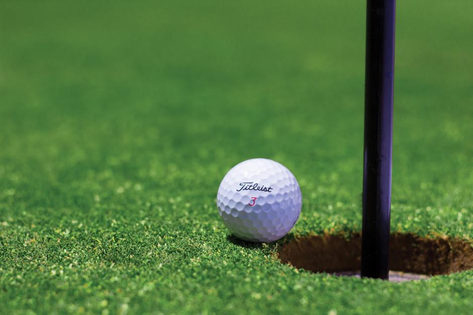 Oczyszczone ścieki podleją pole golfowe