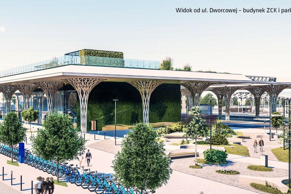 Lublin buduje dworzec metropolitarny. Zobacz, jak będzie wyglądać