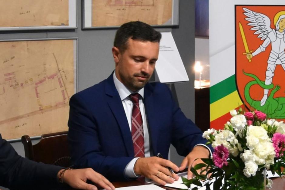 Prezydent Białej Podlaskiej na kwarantannie