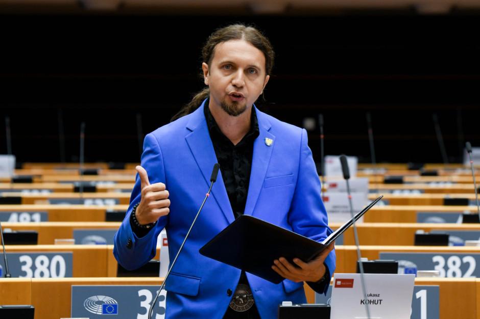 Europoseł ze Śląska pisze do prezydenta Niemiec z prośbą o pomoc
