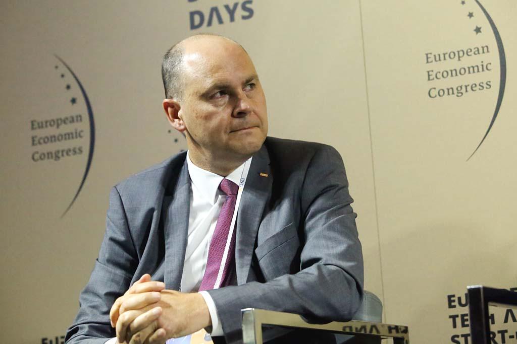 Jan Bondaruk, zastępca dyrektora Głównego Instytutu Górnictwa Fot. PTWP