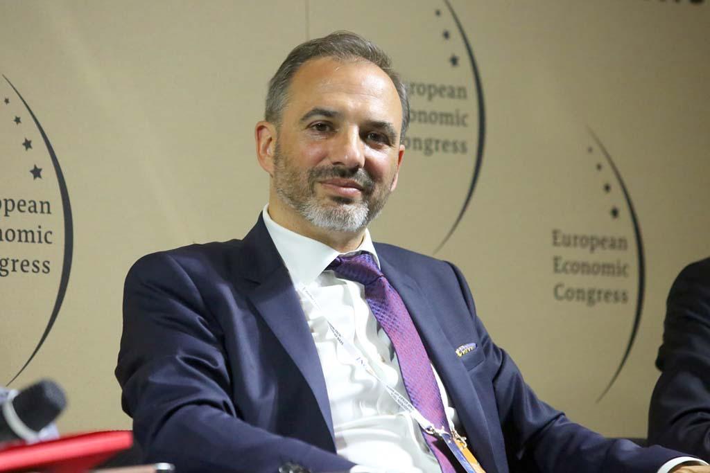 Tomasz Pietrzykowski, prorektor ds. współpracy międzynarodowej i krajowej Uniwersytetu Śląskiego Fot. PTWP