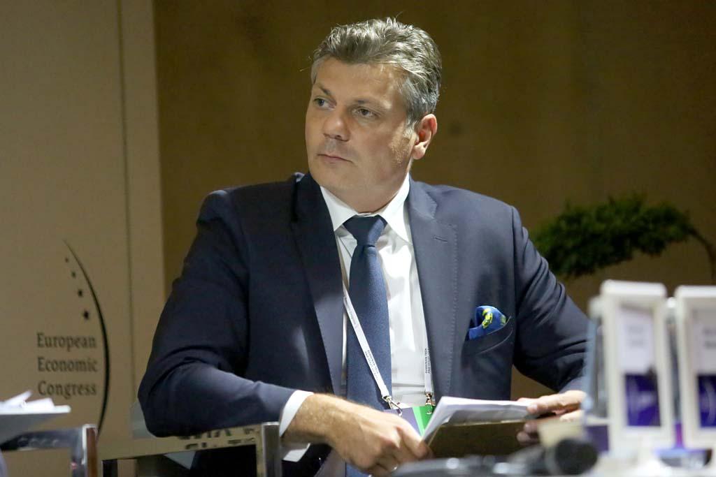 Mariusz Wołosz, prezydent Bytomia Fot. PTWP
