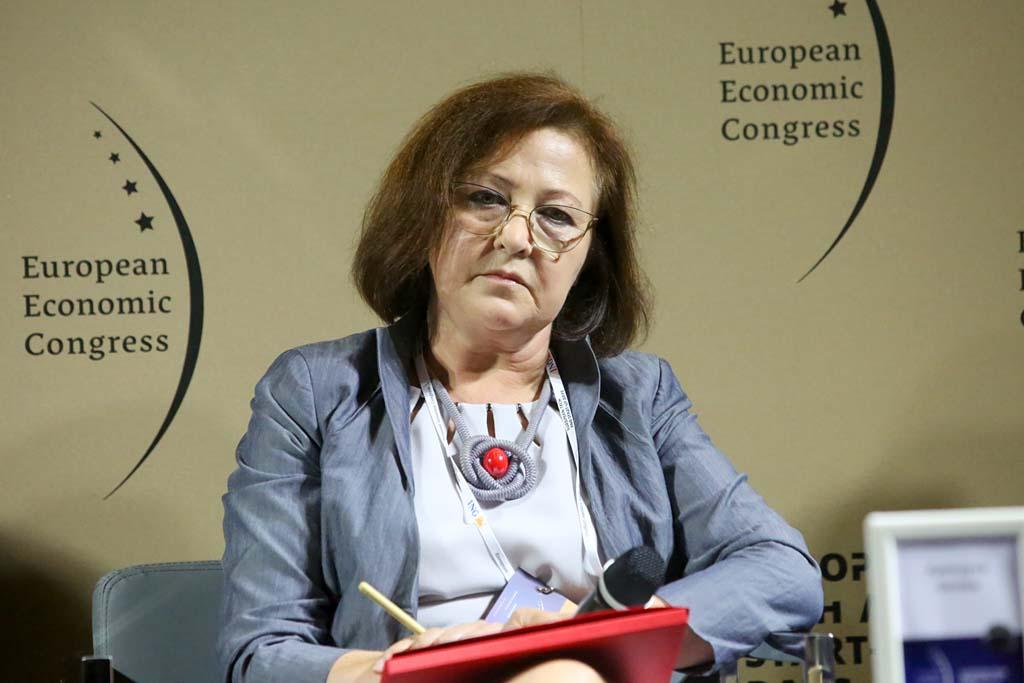 Katarzyna Dzióba, wiceprezydent Zabrza Fot. PTWP