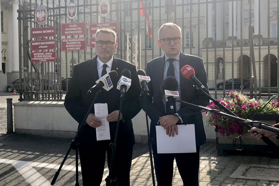 Poboży: Władze Warszawy celowo wywołują konflikty światopoglądowe w stolicy