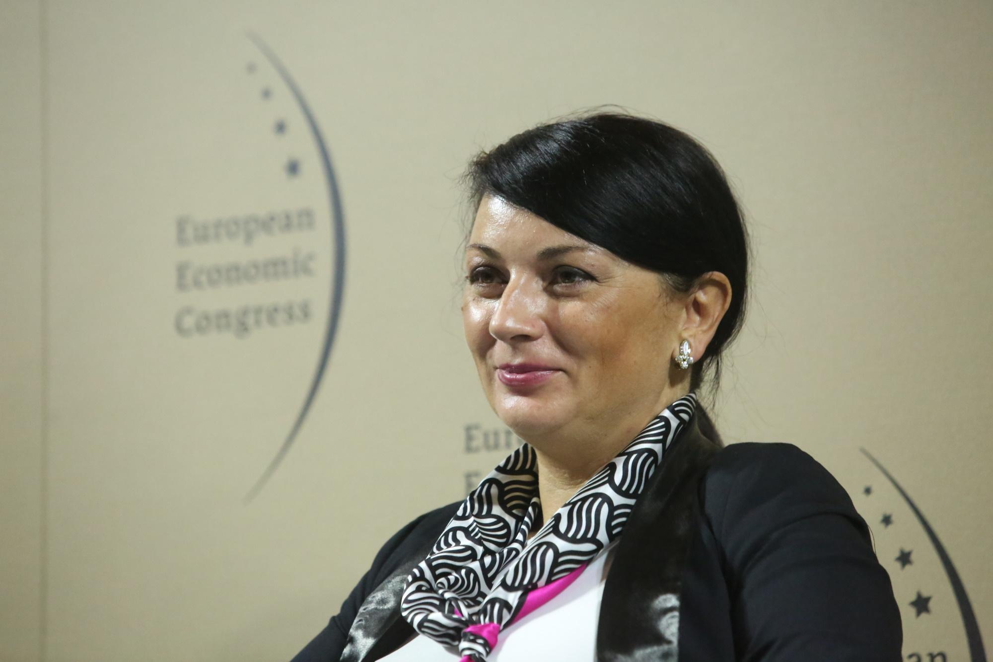 Izabela Domogała, członek zarządu województwa śląskiego