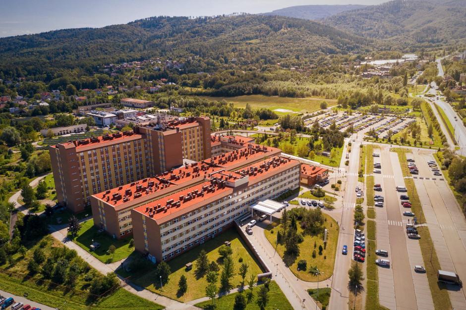 Zakończył się I etap przebudowy w bielskim szpitalu wojewódzkim
