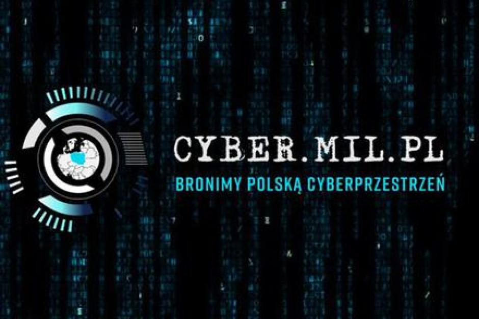 """Wojsko i dyrektorzy szkół o programie """"Cyber.mil z klasą"""""""