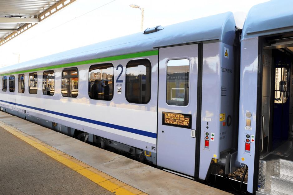PKP Intercity: Rezerwacja miejsc w pociągach na nowych zasadach