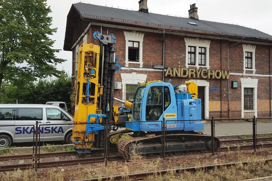 Podróżni pojadą koleją z Wadowic do Andrychowa