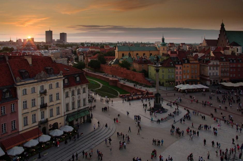 Warszawa trafi do żółtej strefy?