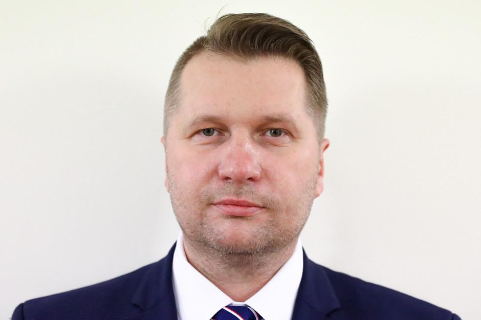 Koniec MEN. Przemysław Czarnek zamiast Dariusza Piontkowskiego w nowym ministerstwie