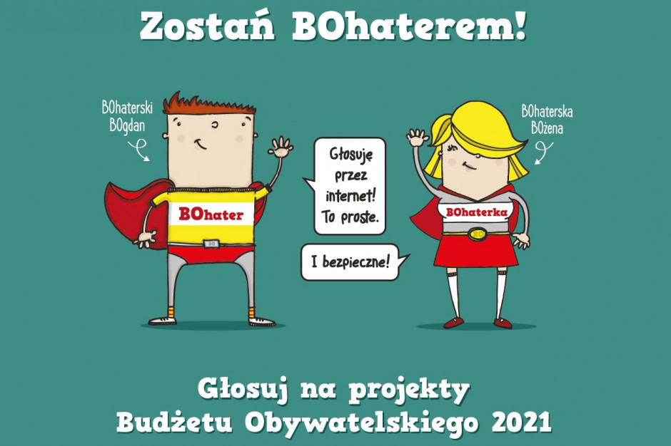 Białystok: Ruszyło głosowanie na budżet obywatelski 2021