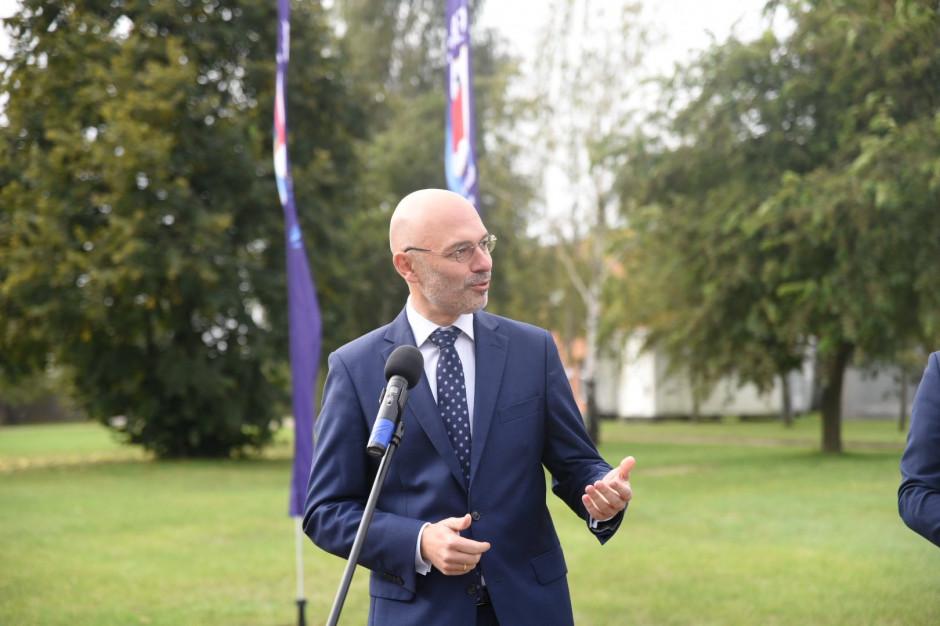 Michał Kurtyka: Połączenie Ministerstw klimatu i środowiska ma na celu ich wzmocnienie