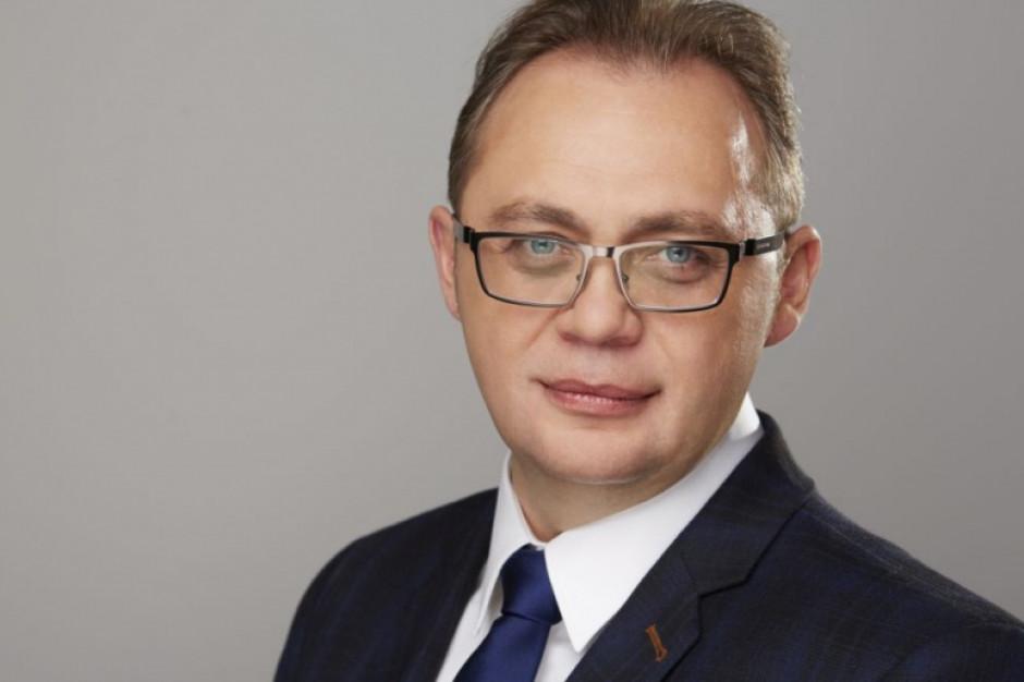 Z przemysłu do samorządu. Dąbrowa Górnicza ma nowego wiceprezydenta
