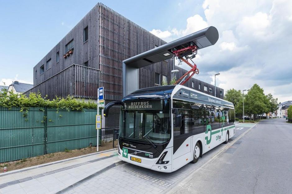 Łódź kupiła ładowarki do pierwszych autobusów elektrycznych