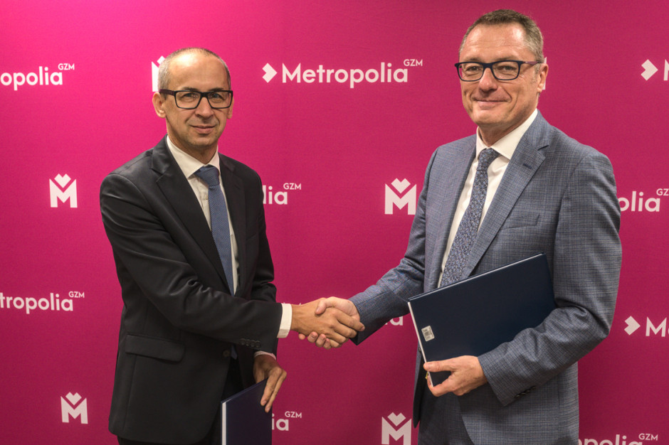 Metropolia będzie współpracować z Veolią