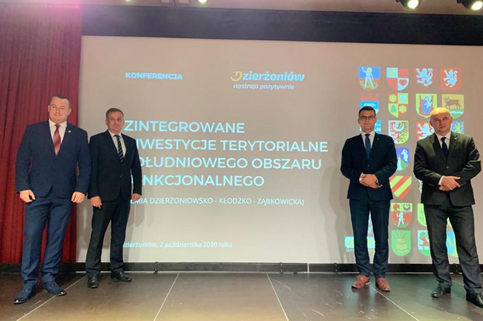 Na południu Dolnego Śląsk powstanie nowy ZIT
