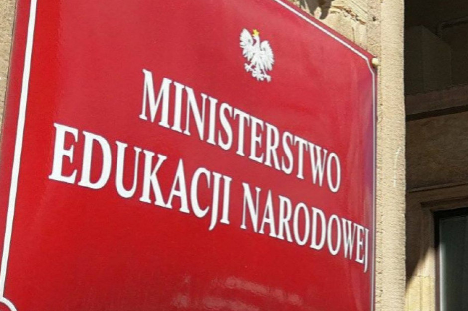 Nowy minister edukacji zapewnia, że będzie się przede wszystkim kierował prawem