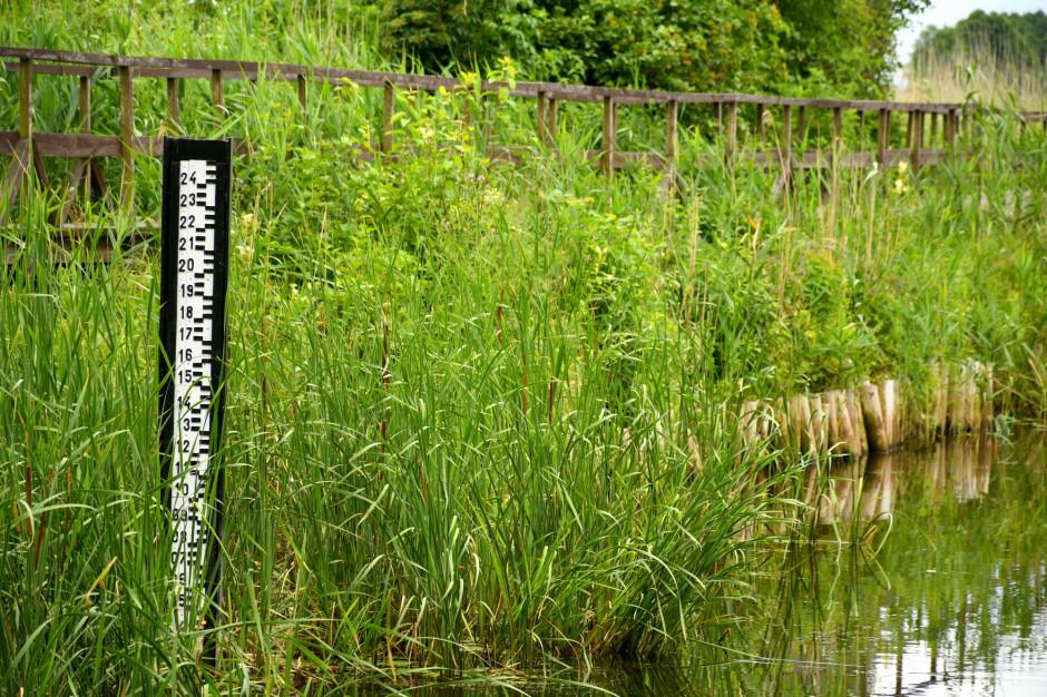 Dolnośląskie: Stany alarmowe przekroczone na czterech rzekach w regionie