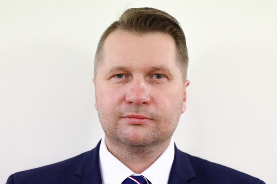 Przemysław Czarnek: potwierdzono u mnie koronawirusa