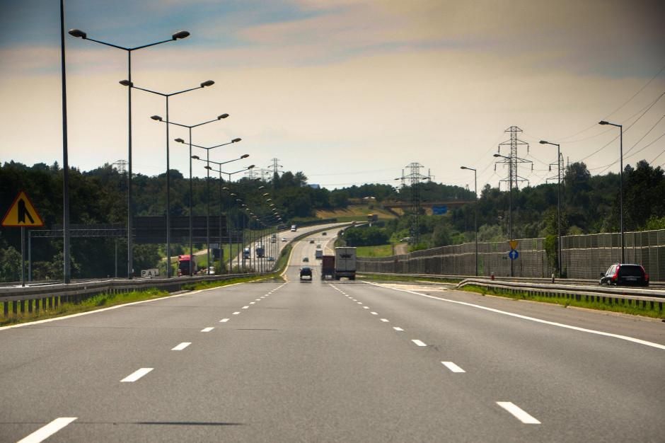 Łódzkie: We wtorek i środę nocne zatrzymania ruchu na autostradzie A1